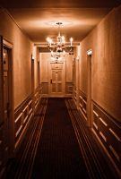 Haunted Hallway by Hjoranna