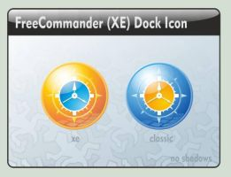 FreeCommander (XE) Dock Icon by LustaufMeer