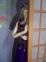 BJD : The Indian Dream 2 by darkmousi