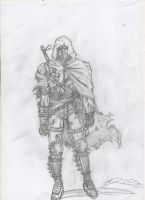 Layouts - Apocalyptic warrior by IMPOSI