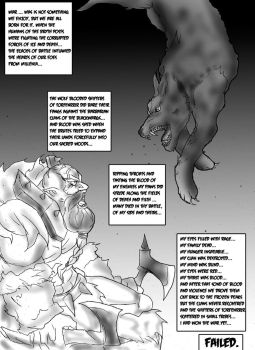 Bryth Legends Intro 4 - World Eater Page 1 by Arkofnight