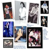 Tribute to The King of Pop by Pandoras-Box-O-Chaos