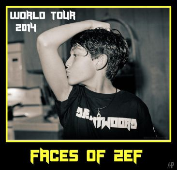 Faces of Zef by FreezeFrameIt