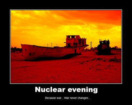 Nuclear Evening by Lebannehn