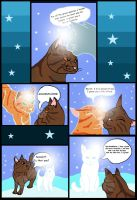 Moonlight Flame Page 3 by amlaur