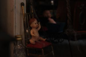 Toys in the attic by BeatriceBaumann