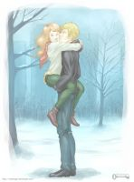 The Mortal Instruments: It's Getting Cold Outside by mseregon