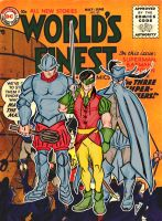 World's Finest Musketeers by rubioric