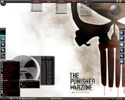 Punisher: Warzone by wowhaxer