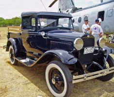 1931 Ford Model B Pickup by DarkWizard83