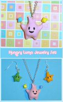 Mario Hungry Luma Jewelry Set by YellerCrakka