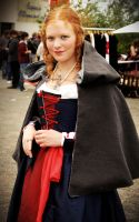 Medieval outfit by Ceridwenn