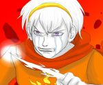 Homestuck - Rose Get angry by Kireikage