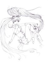Sailor Moon 2010 by icanhazcuteness