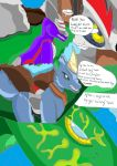 The Data wolf's pg12 by pd123sonic