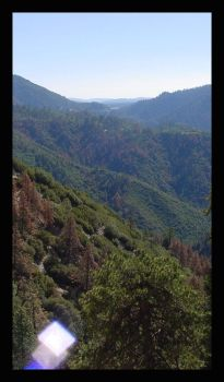 Rolling Hills of California by kaiein