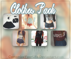 #Clothes || Pack by CustomizeYourLife