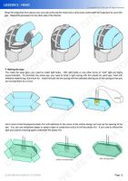 Gundam/Mecha cosplay tutorial - Lesson 2-3 by Clivelee