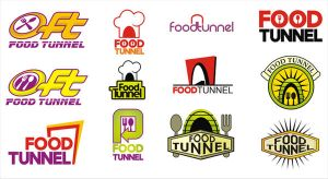 FOOD TUNNEL logo by tora28142