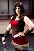 Lady Sif- Tales of Asgard by moonflower-lights