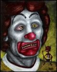 Possessed Clown Makes For Profitable Franchise by Pascalism