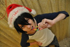 AnE: Candy Canes by RadClawedRaid