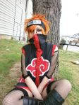 Pain Akatsuki - Female Version 02 by ArashiHeartgramm