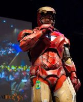 Iron Man - AVCon 2012 Cosplay Competiton by Old-Trenchy