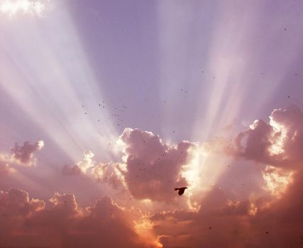 Heavenly sky-stock 1 by AJK-Original-Stock