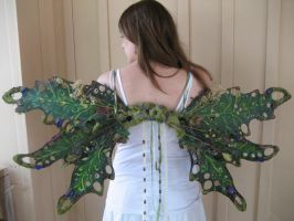 Woodland Faerie Wings by Akirren