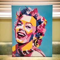 WPAP Marilyn Monroe by Creativecontrols