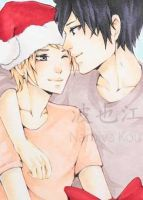 Xmas: With You by NamiyaKou