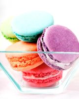 Macarons by ziw-monster
