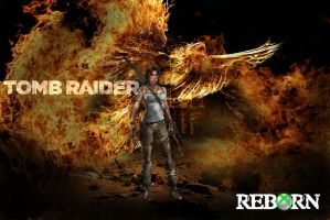Tomb Raider Contest Lara Croft Reborn by JayC79