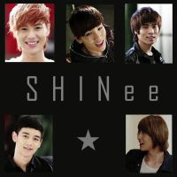 SHINee by Mandi98