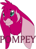 Pompey Badge by MBPanther