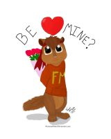 Be My Valentine? by FictionalMind