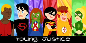Young Justice by bechedor79