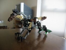 OMGZ BIONICLE?? by Fuzzianna