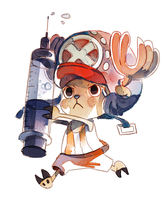 Chopper by bluekomadori