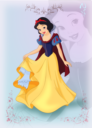 Blanche-Neige et les 7 Nains - Page 3 Princess_Of_Heart___Snow_White_by_nippy13