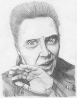 Christopher Walken by Pixel511