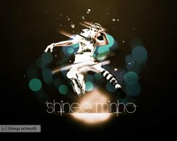 Minho SHINee Lucifer by theTuned-Star