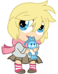 Commission: Trainer Chibi by Robo-Shark