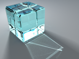 caustics cube by prolaps