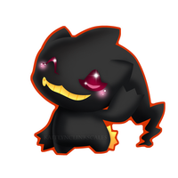 Banette by Clinkorz