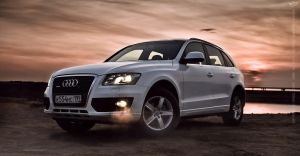 audi Q5 by dkomov