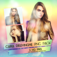 PNG Pack(241) Cara Delevingne by BeautyForeverr