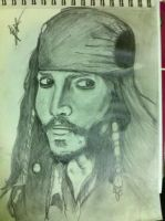 Jack sparrow by thiphobia