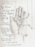 You know i've got you like a puppet by Rachhhh566